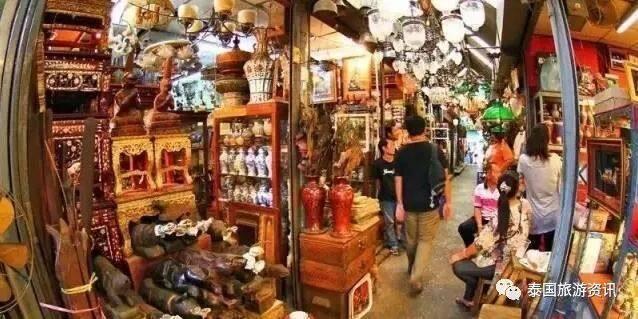 泰国旅游资讯|曼谷最繁华热闹的12个大区,你去过几个? 泰国资讯 第20张